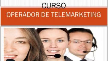 AVA - CURSO 100% online e com empregabilidade DE OPERADOR DE TELEMARKETING (EAD)