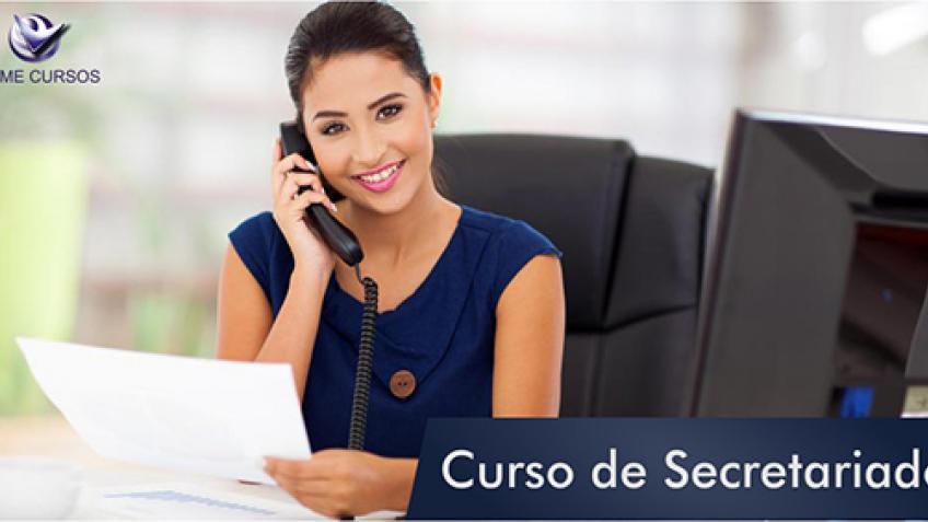 Combo 06 - AVA 17 - Curso Básico de Administração para Auxiliar de Secretariado (EAD)