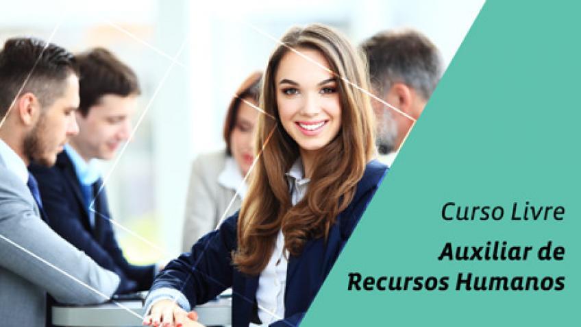 Combo 04 - AVA 12 - Curso Básico de Administração para Auxiliar de Recursos Humanos (EAD)